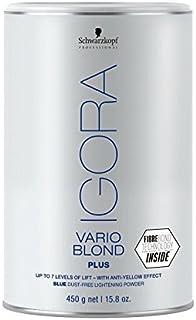 Schwarzkopf Professional Igora Vario Blond Plus Tratamiento Capilar - 450 gr