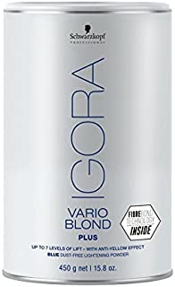 Schwarzkopf Professional Igora Vario Blond Plus, 15.9 Ounce