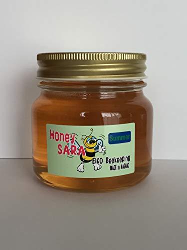 夏の百花蜂蜜 300g 純粋 国産 はちみつ 非加熱 非加糖 長野県産 信州産