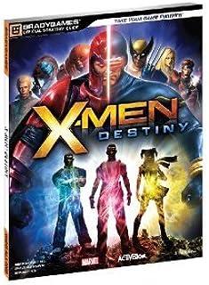 BRADY GUIDES Xmen Destiny (Video Game Accessories)
