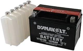 Dynavolt - Batería YTX9-BS - DTX9-BS para moto 12v. 8Ah.