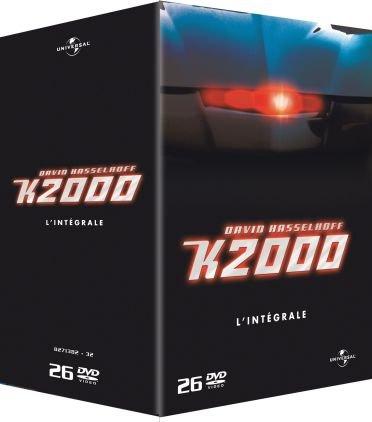 K 2000-Intégrale de la série