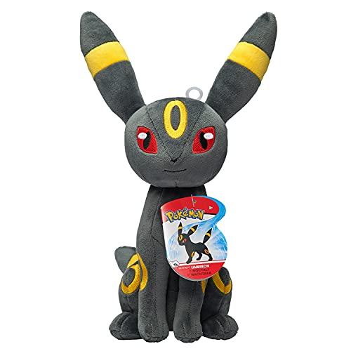 Bandai Pokémon-Peluche 20 cm Noctali WT0054