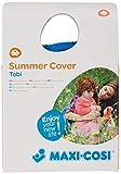 Maxi-Cosi Sommerbezug für Kindersitz Tobi, angenehm weich, komfortabel und Schweiß absorbierend, blue (blau)