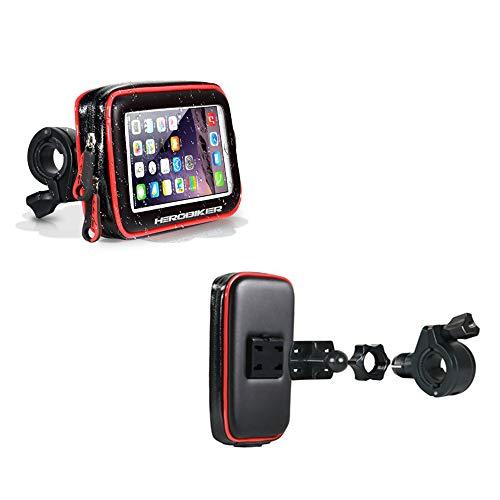 Fietstas - waterdichte screen-touch-fietshouder - fietsaccessoires - stuurtas - voor iPhone XS Max XR X 8 7 6 6S Plus smartphone