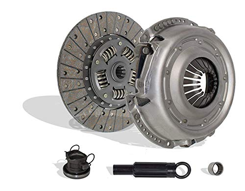Clutch Kit Works With Jeep Wrangler Grand Cherokee Dakota Rubicon Se Sport Unlimited X Sahara Base Slt Classic Laredo 1992-2006 4.0L L6 3.9L V6
