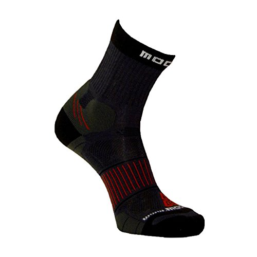 Moose ACTIVE Funktionssocken, Wandersocken, Trekkingsocken, Allround-Sportsocken XXL (46-47) 1 Paar