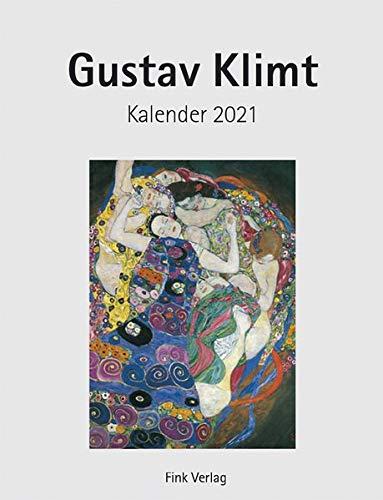 Gustav Klimt 2021: Kunst-Einsteckkalender
