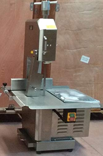 aserradora de cinta sierra de huesos y congelados profesional en acero inox completa