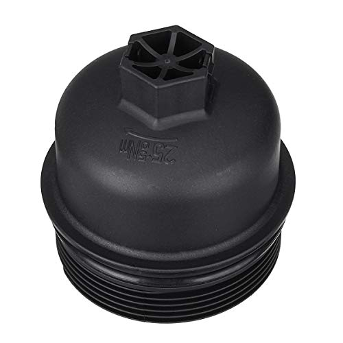 Viviance Oliefilter-deksel Housing Top Cover Cap voor Ford Transit Mk7 Galaxy Mondeo Focus