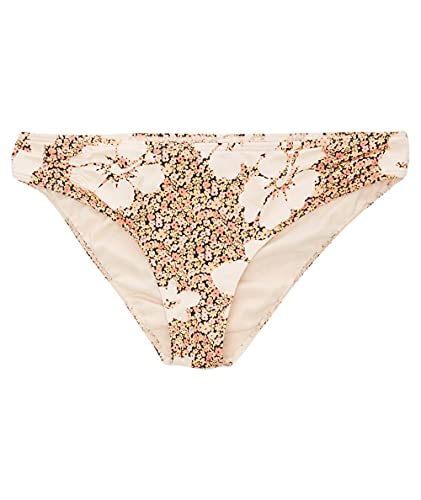 Roxy Women's Sweet Mahalo Mini Bikini Bottom (Anthracite Sweet Mahalo (KVJ6), Small, s)
