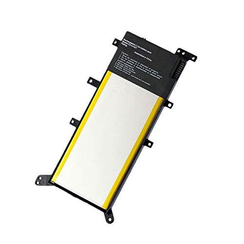 WXKJSHOP - Batería de repuesto compatible con Asus X552EA X552EP X552MD X552WE X554 X554L X555 X555L X555LA X555LD X555LN Y- Y583 Y583L Y483LD Y58LD Y583LD