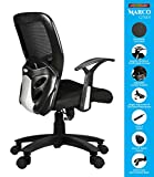 APEX Chairs MARCOZY Star Base Medium Back Office Chair (MARCOZY)