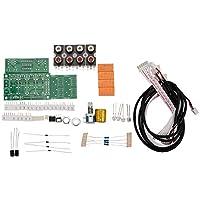 SODIAL リレー4ウェイ オーディオ入力信号セレクターRCAオーディオ入力選択の切り替え ロータリースイッチングボード アンプ用