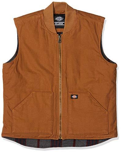 Dickies Herren Lawrenceburg Unterhemd, Braun (Brown Duck Bd), X-Large (Herstellergröße: XLrge)