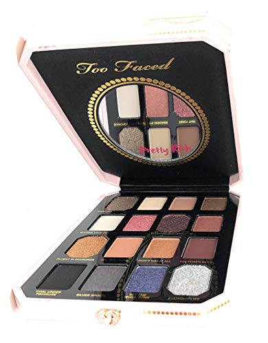 Too Faced Pretty Rich Diamond Light Eye Shadow Palette