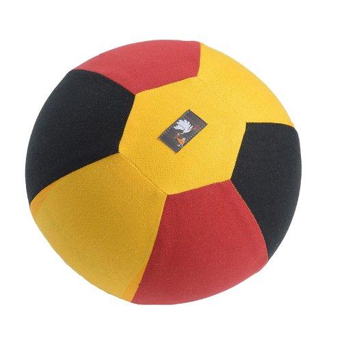 Hoppediz ball-deu Luftballon-Hülle Deutschland, inklusiv 2 Ballons