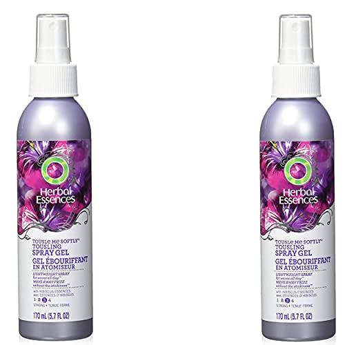 Herbal Essences Tousle Me Softly Tousling Spray Hair Gel 5.7 Fl Oz