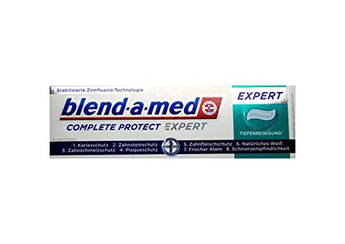 blend a med Complete Protect EXPERT Tiefenreinigung Zahnpasta 75ml