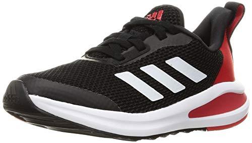 adidas Fortarun K Leichtathletik-Schuh, NEGBÁS/FTWBLA/ROJINT, 40 EU