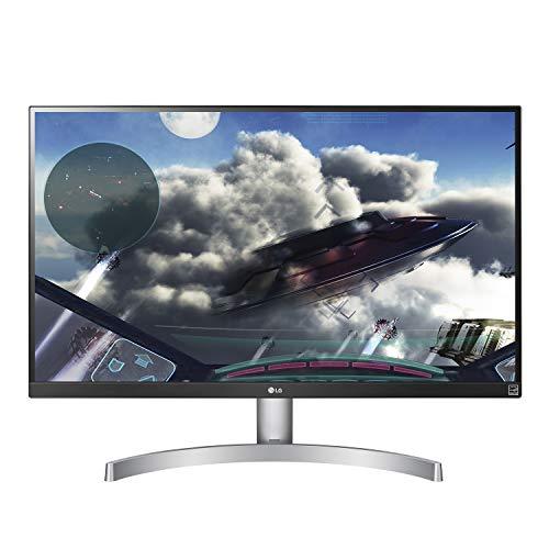 """3. LG 27UK600-W 27"""" 5ms LED 4K UHD IPS LED Monitor"""
