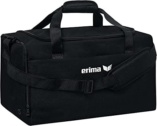 Erima Unisex Team Sport Tasche schwarz S