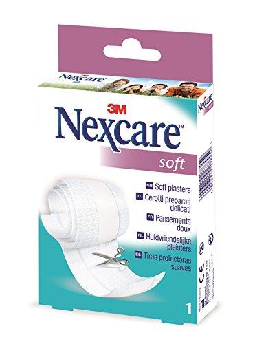 Nexcare N051B Soft Pflaster 8 cm x 1 m