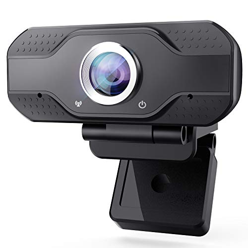 que choisir Webcam PC THUSTAR, webcam USB Full HD 1080P pour Youtube, Skype, Zoom, appels vidéo Xbox One, apprentissage et conférence, webcam Windows 10 en streaming avec microphone et grand angle choix