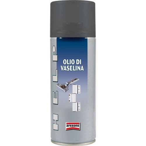 AREXONS Olio di VASELINA MOD. Help Spray 400 ml Lubrificante