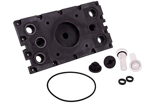 Alphacool 15307 Eisfach - Single Laing DDC - Rückseite Umrüstkit Wasserkühlung Ausgleichsbehälter