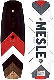 MESLE Wakeboard Pilot, Progressive Rocker, Slider Base, für Fortgeschrittene und Profis, für Cable und Boot, Längen 134 cm, 138 cm, 142cm, Länge:138 cm