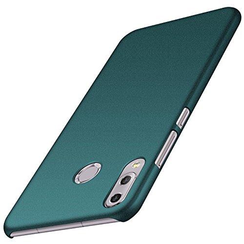 Asus Zenfone 5 ZE620KL Hülle, ZenFone 5Z ZS620KL Hülle, Anccer [Serie Matte] Elastische Schockabsorption & Ultra Thin Design (Kies Grün)