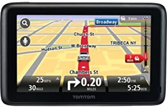 TomTom GO 2535 M LIVE Automobile Portable GPS Navigator-5 inch-Touchscreen-Address Voice Control, Junction View, Lane Assist, Text-to-Speech, Voice Command, Speed Assist-Bluetooth-USB-3 Hour-TMC Ready-by TOM TOM
