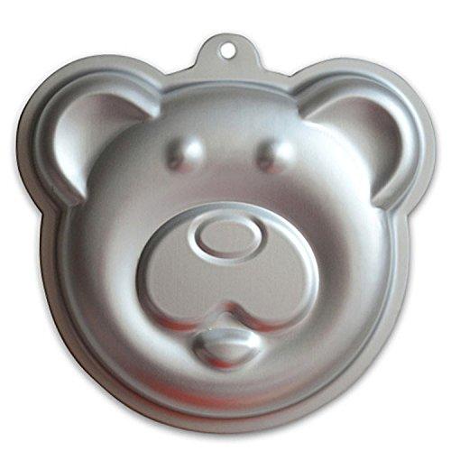 GXHUANG Kuchenform Panda-Kuchen, Aluminiumlegierung, Springform, 19,8 cm