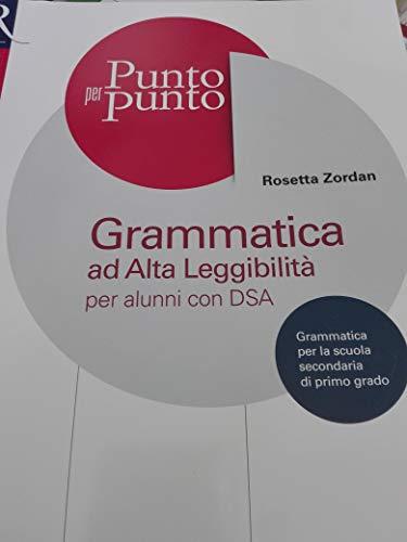 punto per punto grammabilità ad altà leggibilità