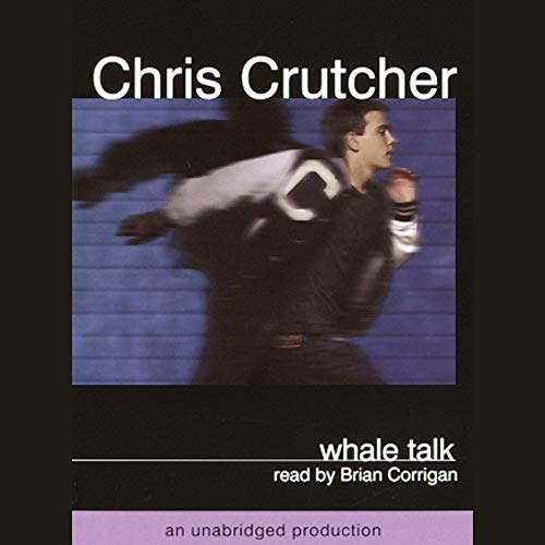 Whale Talk audiobook cover art