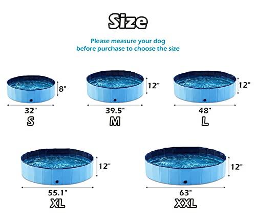 Product Image 6: Jasonwell Foldable Dog Pet Bath Pool