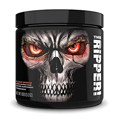 JNX Sports The Ripper! Fat Burner Dietary Supplement with Super Thermogenesis, Appetite Control & Extreme Energy