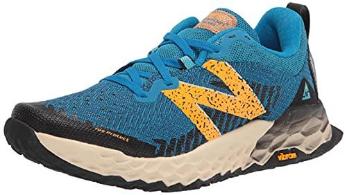New Balance MTHIERV6_42,5, Zapatillas de Running Hombre, Naranja Azul, 42.5 EU