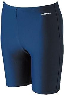 スクール水着 男子 フットマーク FOOTMARK ロングトランクスタイプ スイムパンツ 5L スイミング 水泳 プール 海水浴 日本製/101570-5L