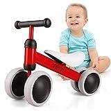 Baby Balance Bike Children Walker for 10-36 Months No Pedal Infant 4 Wheels