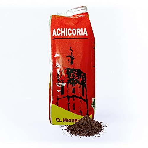 Malta el Miguelete - Infusión Achicoria - Original 100% - Sabor de Siempre - Achicoria Molida 200 GR