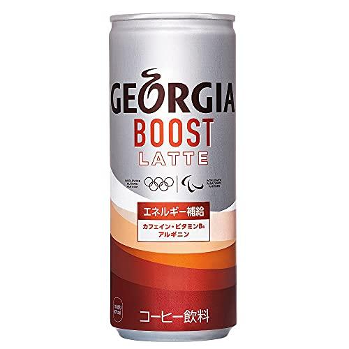 コカ・コーラ ジョージアブースト250g ×30本