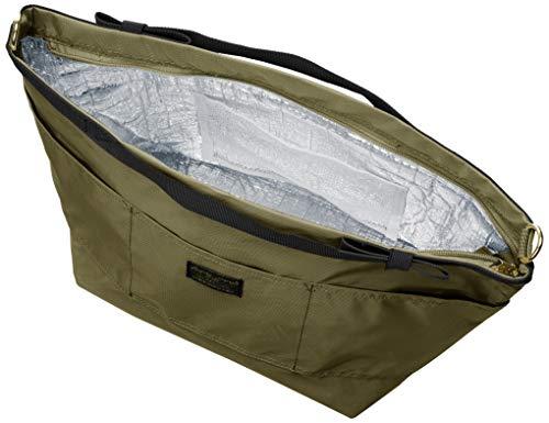 [レガートラルゴ]LT-F1901保冷バッグバッグインバッグポリエステルキャンバス保冷機能付きショッピングバッグエコバッグ2WAY撥水A4ブラック