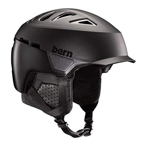 Bern Heist Brim MIPS Helm, Matte Black, L