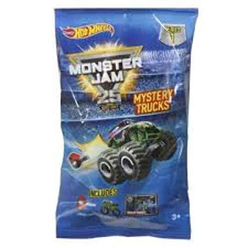 Monster Jam Series 2 Mystery Trucks Pack