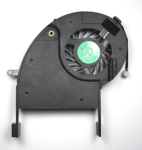 Power4Laptops Replacement Laptop Fan for Toshiba Qosmio X505, Toshiba Qosmio X505-Q830, Toshiba Qosmio X505-Q832, Toshiba Qosmio X505-Q850, Toshiba Qosmio X505-Q860