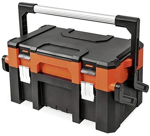 Alutec 66002 Werkzeugkoffer unbestückt (L x B x H) 58 x 29 x 36mm