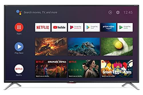 Sharp Aquos 55BL6E - 55' Smart TV 4K Ultra HD Android 9.0,...
