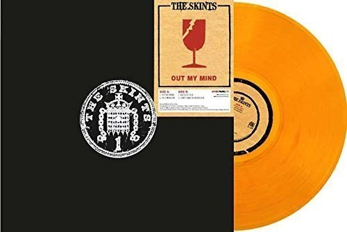 Out My Mind (Orange Vinyl) [VINYL] [Vinilo]